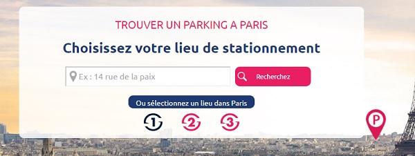 stationnement paris gratuit