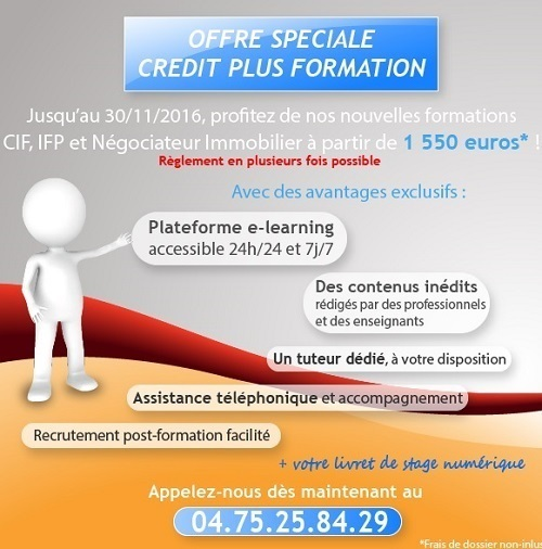 formation continue agent immobilier