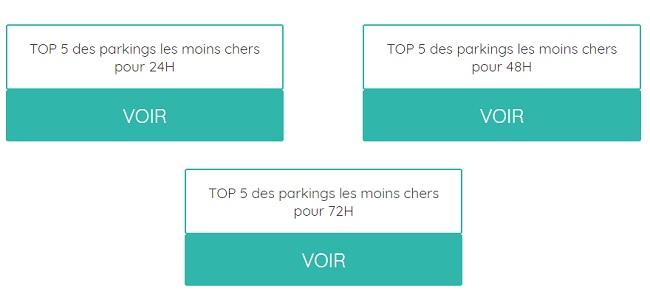 stationnement public Paris