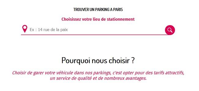 parking Gare de l'Est pas cher