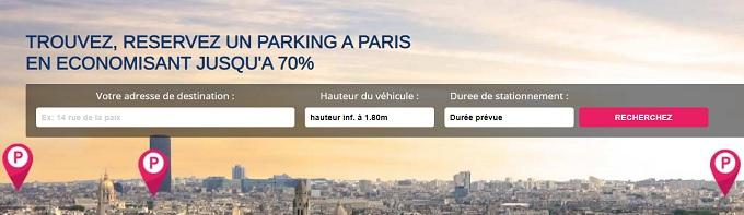 Parking Gare de Lyon