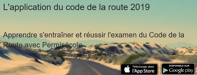 code de la route en ligne 2019